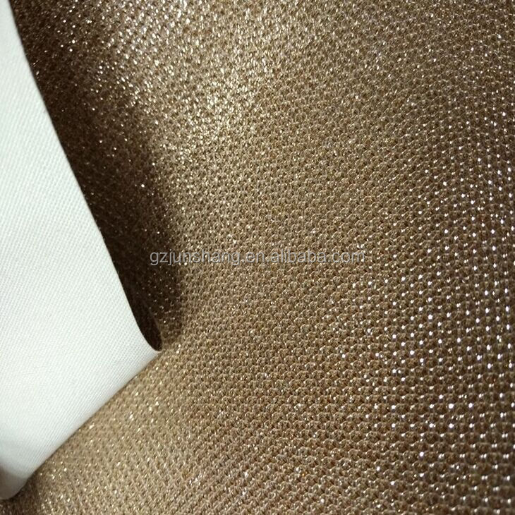 Export a lot to India Zarina Nonwoven Glitter Fabric,Glitter <strong>Leather</strong> for Shoes and Garment$