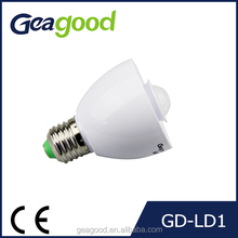 chinese supplier electric lights in the human body sensor light led light bulb