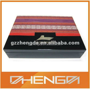 High quality customized made-in-china Customized Custom Made Leather Box(ZDW13-257)