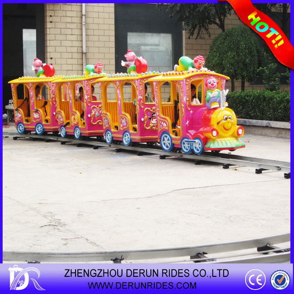 Kids electric toy train sets,commercial electric ride on train.