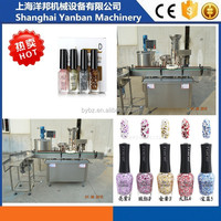 YB-YX2 Factory updated automatic nail polish filling capping machine , nail polish filling equipment