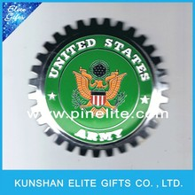 Car Grill Emblem with eagle embossed