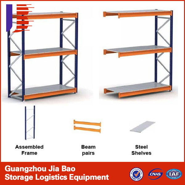 ISO9001&TUV Certification Customized Warehouse Metal Steel Medium Duty <strong>Rack</strong>