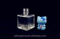 cheap special shape crystal perfume glass bottle in stock