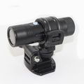 new design 8mp Rechargeable hd 1080p mini camera Flashlight action Camera