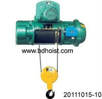 Equipment used for workshop electric hoist