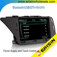 "Erisin ES7455M 7"" Touch Screen Car DVD Player GPS for Q5"
