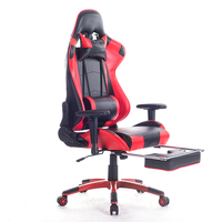 High Quality PU Leather Adjustable Armrest Home Use Gaming Chair Akracing With Pillow