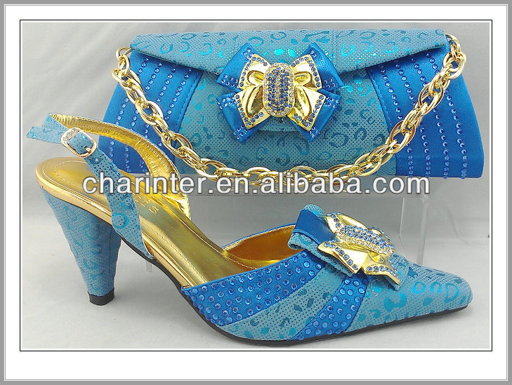 italian shoes and bags to match women (SB576D)