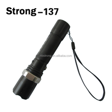 Zoomable Tactical Led Rechargeable Flashlight Police led Lamp
