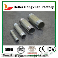 Q235 black iron pipe butt welded fittings,china wholesale market
