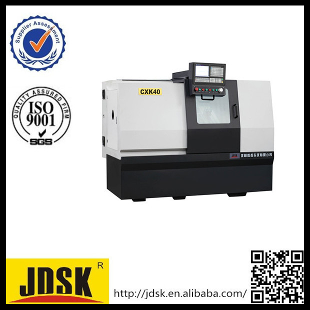 Reliable exporter provide used cnc lathe machine price