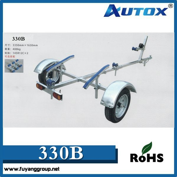 inflatable boat trailer rc trucks boat trailer