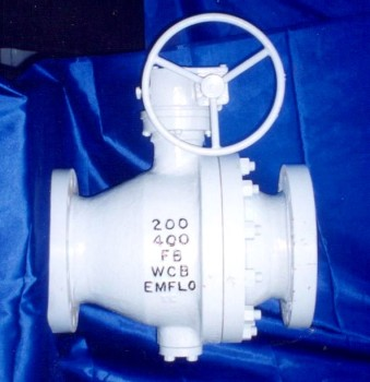 API-6D Monogrammed Full Bore Ball Valve