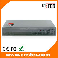 16CH CIF stand alone digtal video recorder, H.264 video compression DVR player,Support IE and special client software