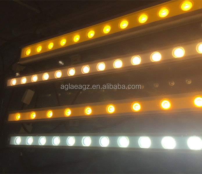 18W High Power branded LED chip source 220V 24V Outdoor LED Light Wall Washer Lamp
