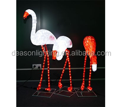 3d led lighted eagle