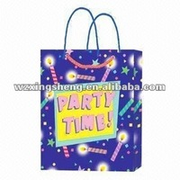 small order Free samples gift/bags twist tie 2013 high quality fashion paper bag