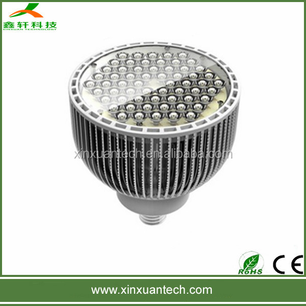 High lumen 5400lm 60w led light bulb for high bay lamp