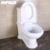 ET250A Large diameter washdown one-piece water saving toilet