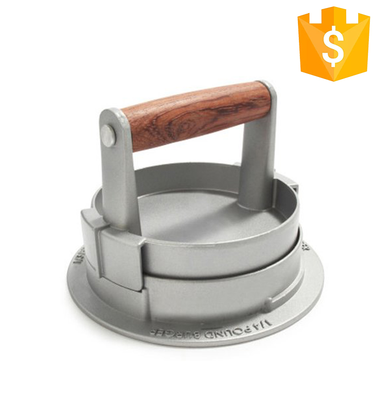Hot sale beef machine steak meat hamburger burger patty maker