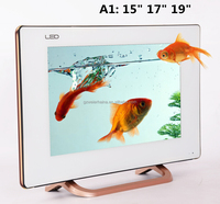 High resolution 15 17 19inch fake tv lcd China with cheap price