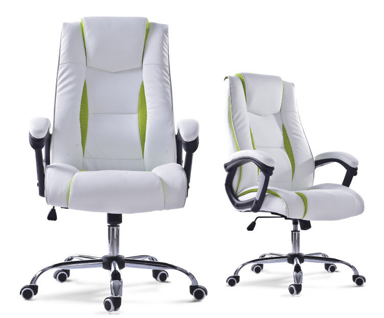 Computer Office Chair Ergonomic Chair High Back Reclining Household Leisure Boss Chair Lift