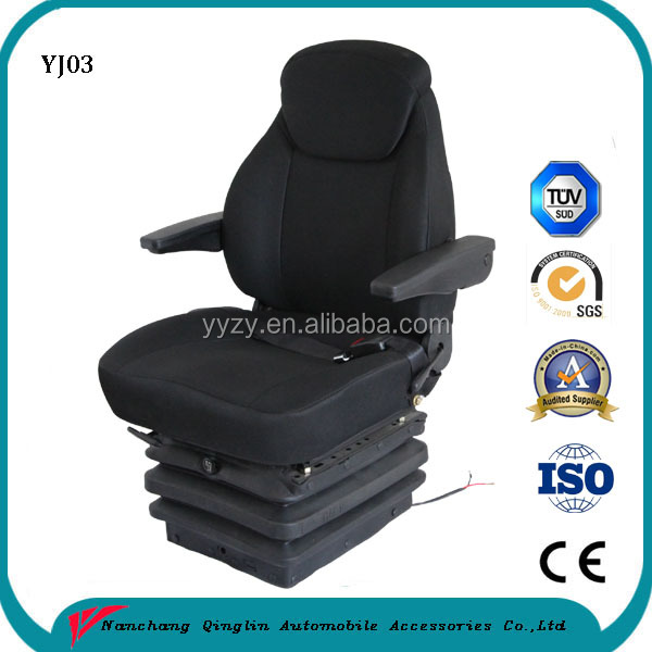 Heavy duty truck parts aftermarket used Air truck seat for sale(YJ03)