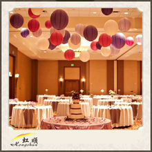 Wholesale Lampion 2015 Hot Sale Chinese/Japanese Round Paper Lantern Decoration Birthday Wedding Party Decor