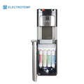 Bottom loading type POU water cooler with display