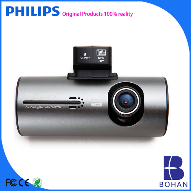 Philips Car Driving Camera Video Speed Recorder