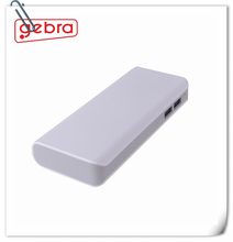 New shenzhen 10000mAh portable mobile phone charger power bank