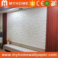 Plastic wall panel design exterior concrete wall panel
