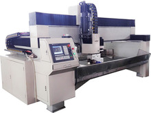 high capacity CNC glass milling machine (want agents)