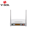GEPON ONU IPTV RF CATV ONU 1000M ethernet ports wifi wireless router