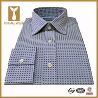 custom high quality classic collar latest shirts for men pictures