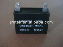 CBB61 fan motor run capacitor,capacitor for fan