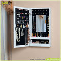 Wall haning furniture wholesale wooden storage box jewelry organizer wall