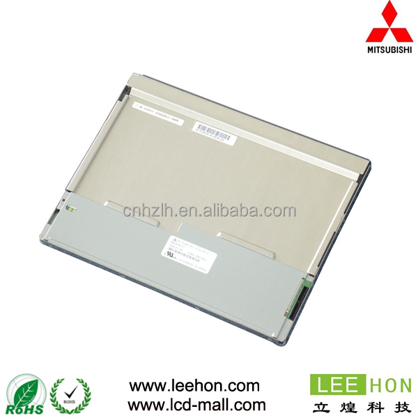 10.4 inch sunlight readable TFT display panel Mitsubishi AA104XD12 1024X768