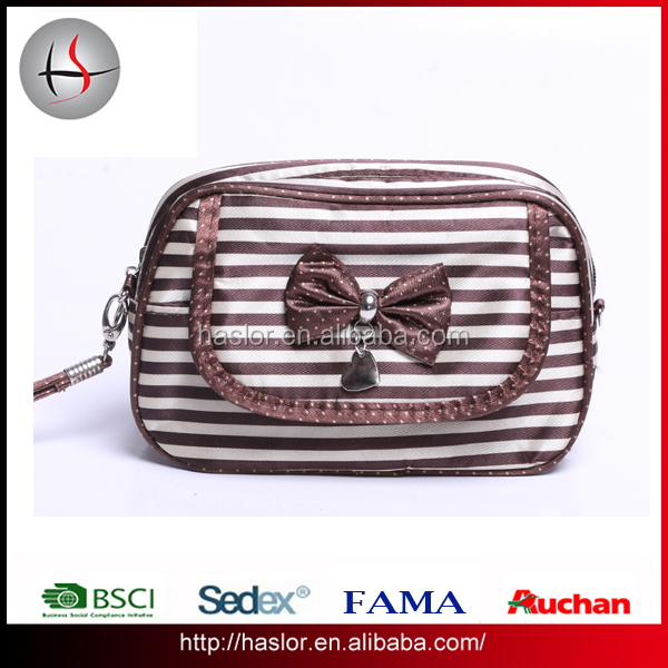 High Quality Travel Zipper Fashion Cosmetic Pouch Bag Silicone Cosmetic Bag for Women