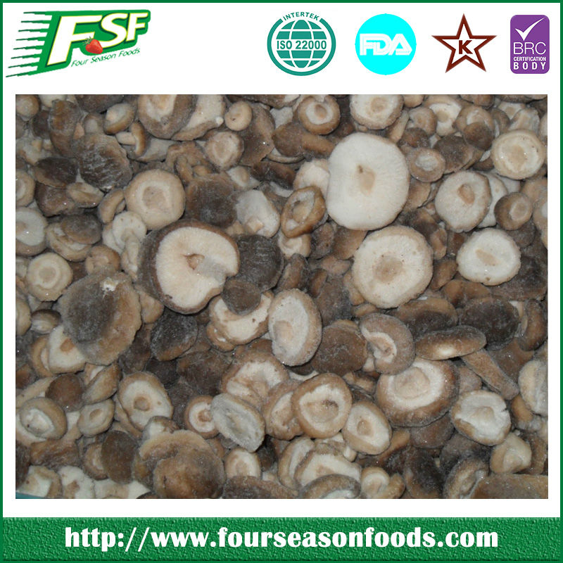 Hot sale frozen shitake mushrooms