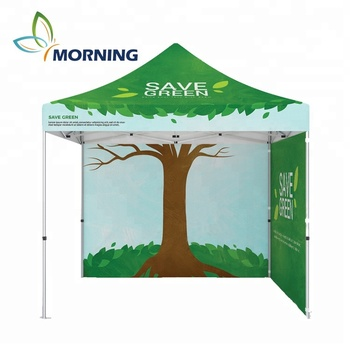 Outdoor advertising exhibition promotion wind resistance durable canopy tent