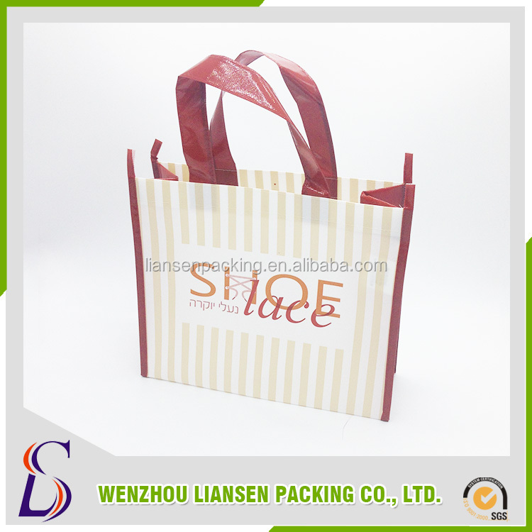 Hight quality products Coated non woven bags high demand products in china