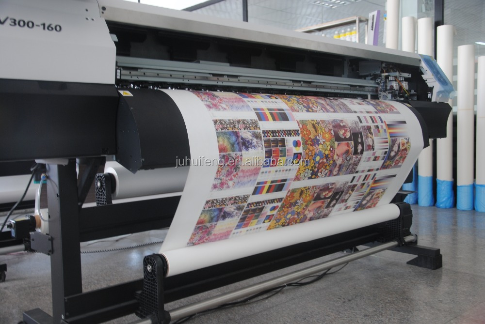 Multicolor and Automatic Grade digital textile printer machine