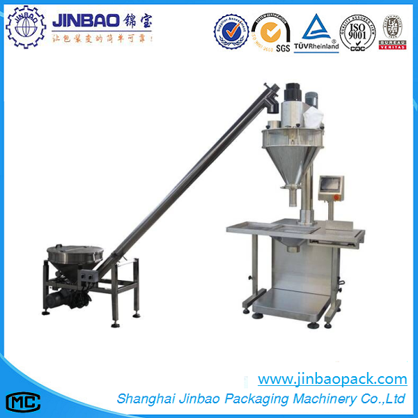Vertical Type Auger Milk Powder Packing Machine