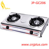 JP-GC206 Lowest Price Csa Approved 4 Burner Gas Stove Gas Cooking Range