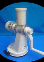 JJ Manual Masticating Juicer