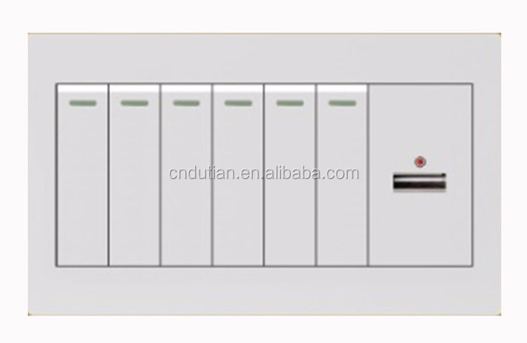 UK standard modern wall switch plate pakistan switch socket