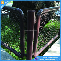 Widely used chain link fence / useful fence panels for pasture