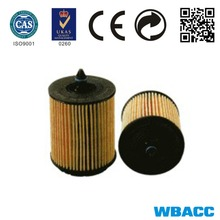 WBACC FILTER Auto Spare Parts Oil Filter Element E630H02D103 FOR HENGST